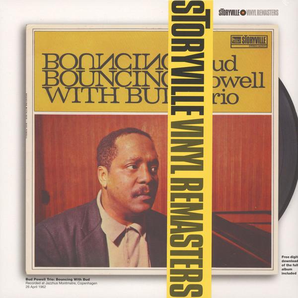 Bud Powell Trio Bouncing With Bud Vinyl