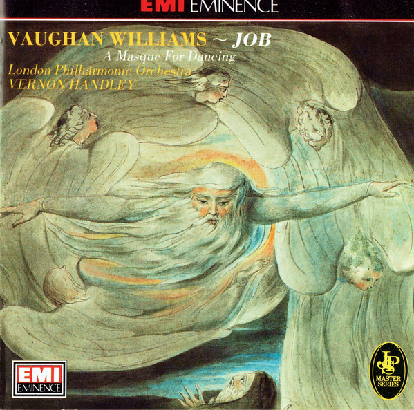 Williams - London Philharmonic Orchestra, Vernon Handley Job - A Masque For Dancing Vinyl