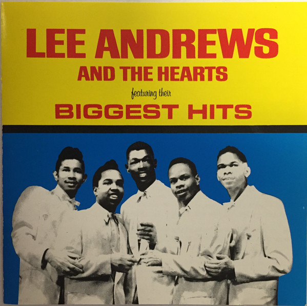 Andrews, Lee & The Hearts Biggest Hits CD