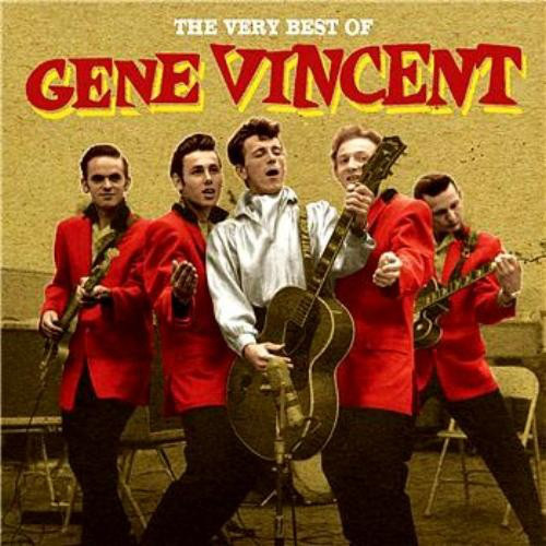 Vincent, Gene The Very Best Of Gene Vincent Vinyl