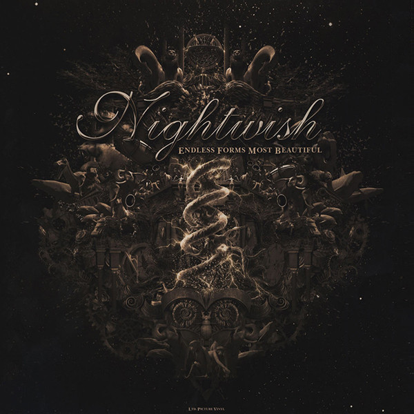 Nightwish Endless Forms Most Beautiful Vinyl