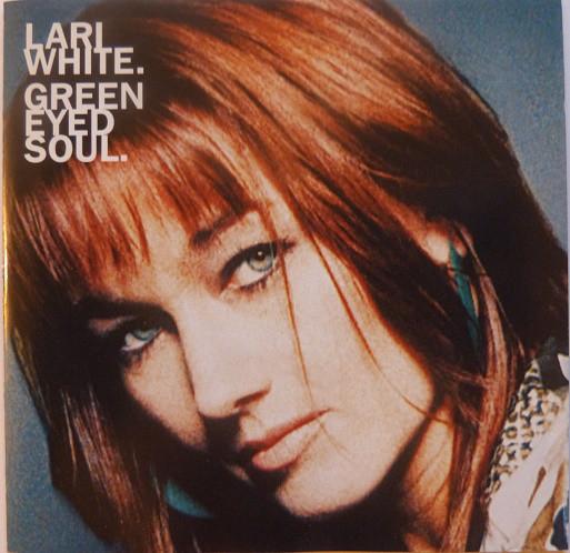 White, Lari Green Eyed Soul Vinyl