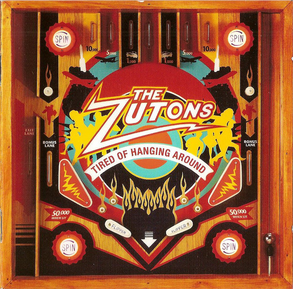 Zutons (The) Tired Of Hanging Around CD