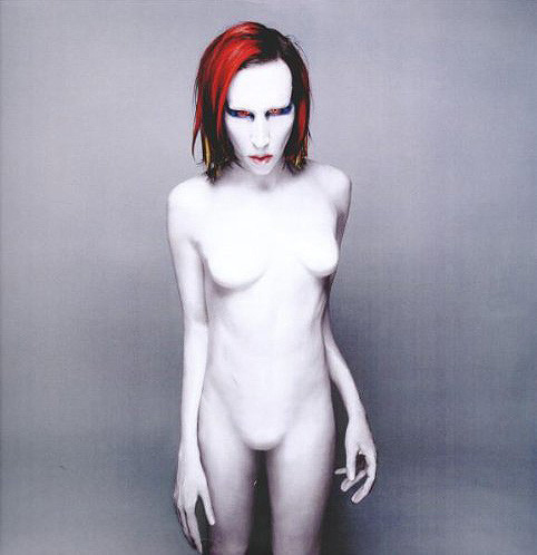 Manson, Marilyn Mechanical Animals Vinyl