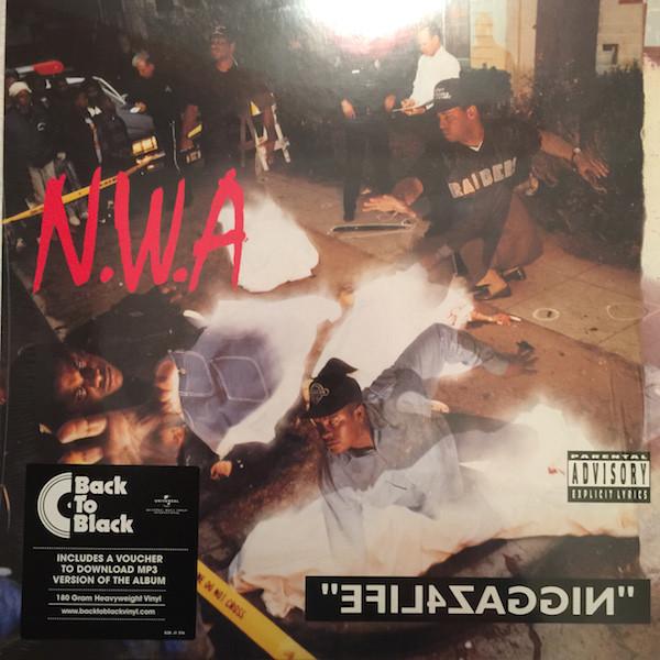 N.W.A. Niggaz4life