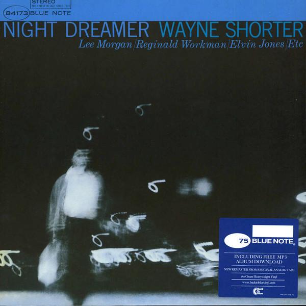 Wayne Shorter Night Dreamer Vinyl