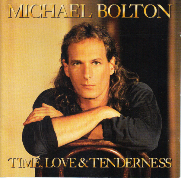 Bolton, Michael Time Love & Tenderness