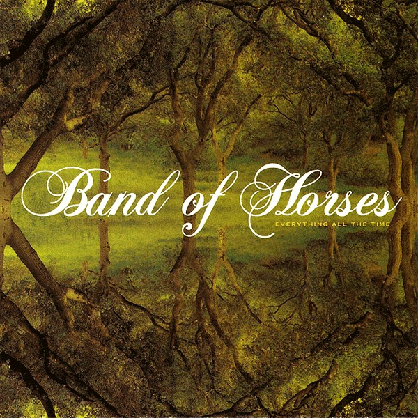 Band Of Horses Everything All The Time Vinyl