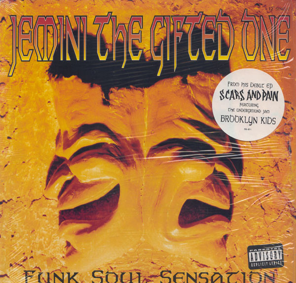 Jemini The Gifted One Funk Soul Sensation Vinyl