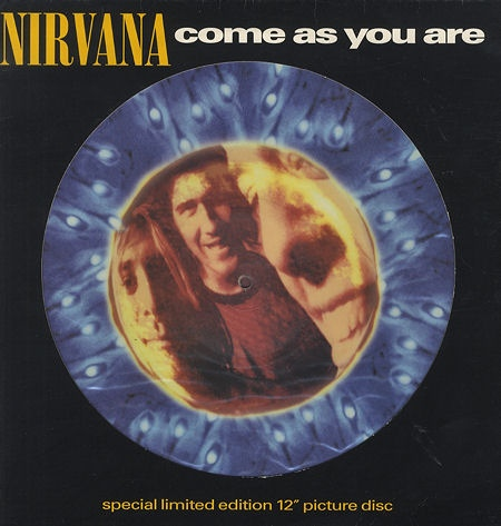 Nirvana Come As You Are