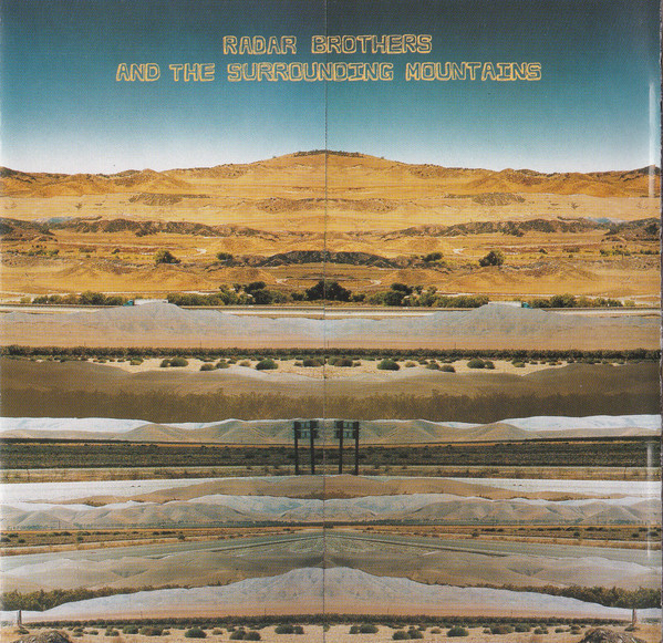 Radar Brothers Radar Brothers & The Surrounding Mountains CD