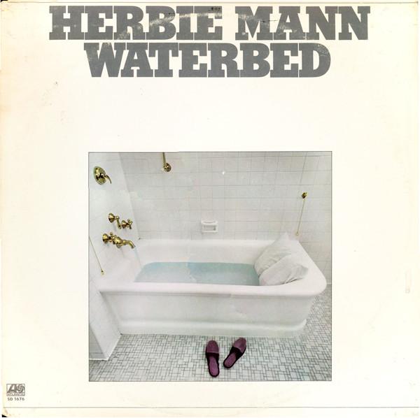 Mann, Herbie Waterbed Vinyl