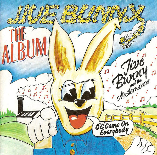 Jive Bunny and the Mastermixers The Album CD