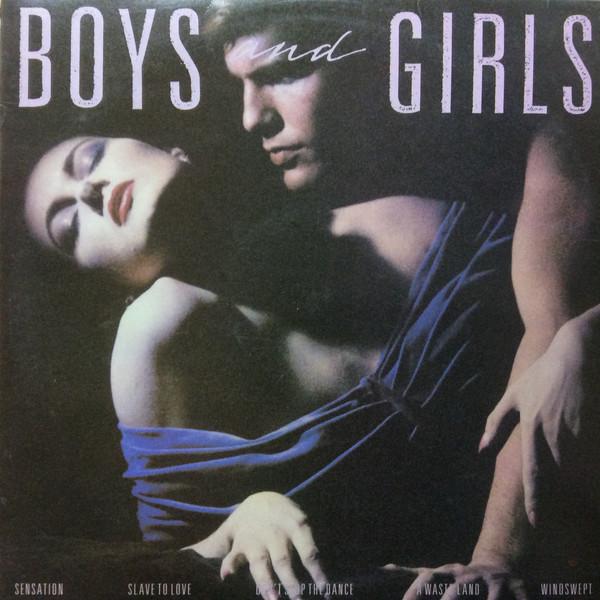 Ferry, Bryan Boys And Girls Vinyl