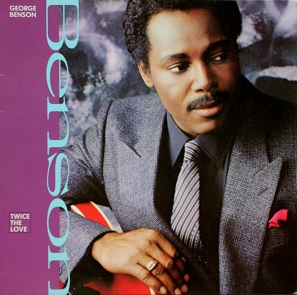 Benson, George Twice The Love Vinyl