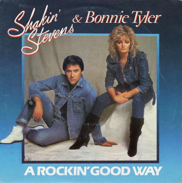 Stevens, Shakin & Bonnie Tyler A Rockin' Good Way Vinyl