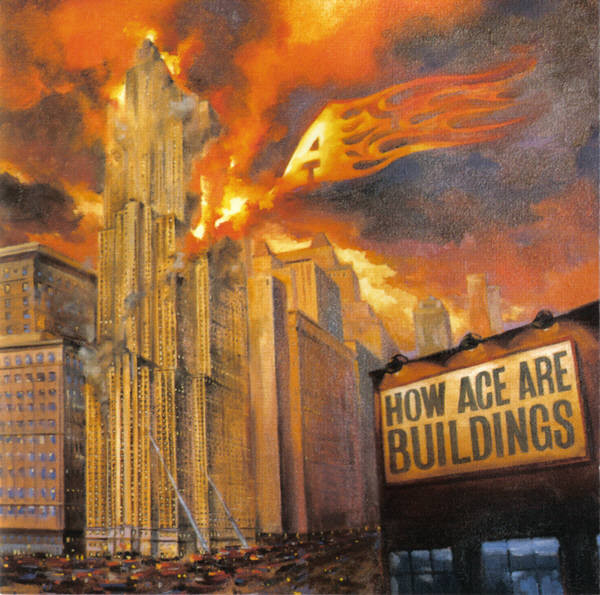 A How Ace Are Buildings CD
