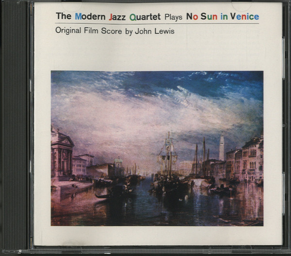 The Modern Jazz Quartet No Sun In Venice Vinyl