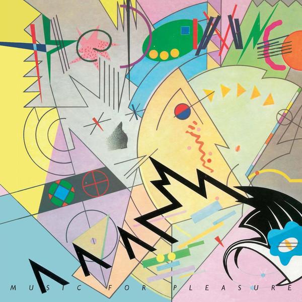 The Damned Music For Pleasure Vinyl