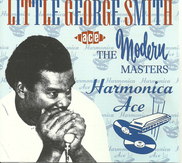 Smith, Little George Harmonica Ace
