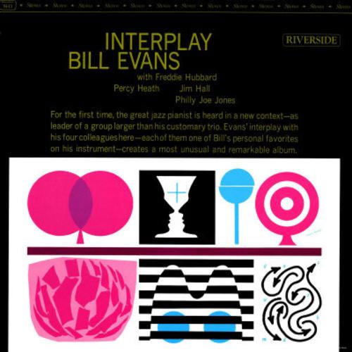 Bill Evans Interplay Vinyl