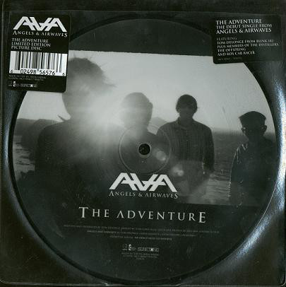 Angels & Airwaves The Adventure