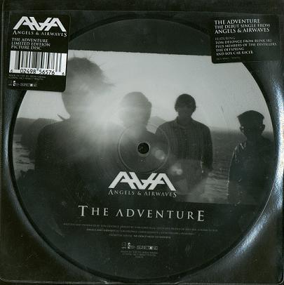 Angels & Airwaves The Adventure Vinyl