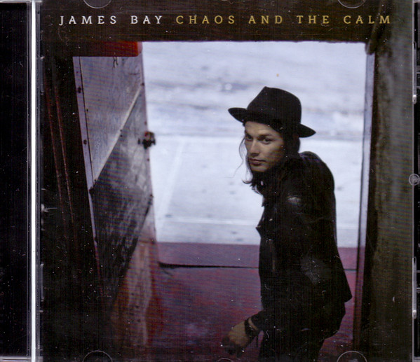 Bay, James Chaos And The Calm CD