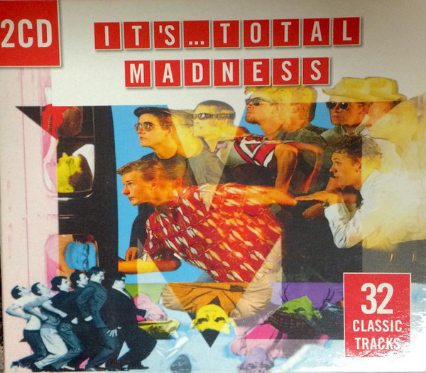Madness It's... Total Madness CD