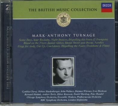 Turnage, Mark-Anthony Mark-Anthony Turnage