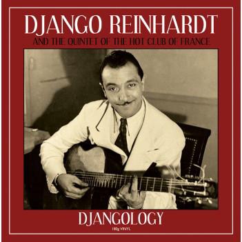 Reinhardt, Django And The Quintet Of The Hot Club Of France Djangology  Vinyl
