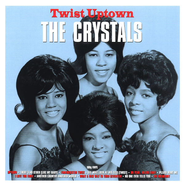 The Crystals Twist Uptown
