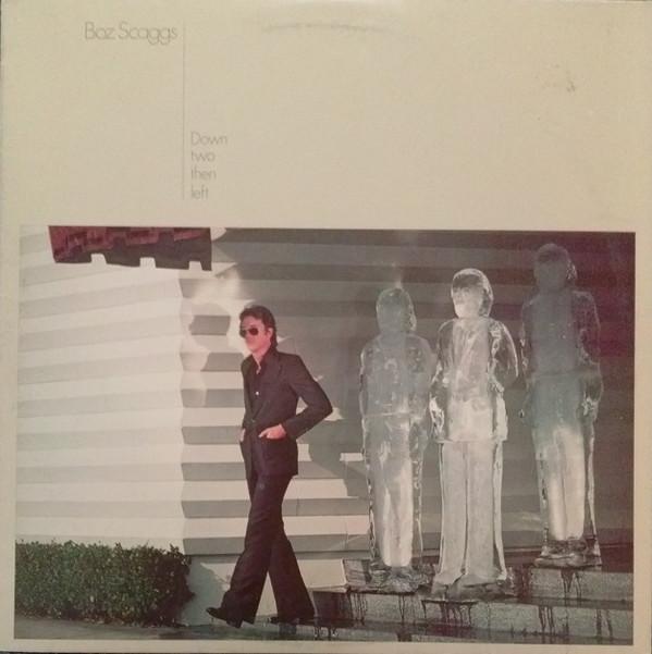 Scaggs, Boz Down Two Then Left Vinyl