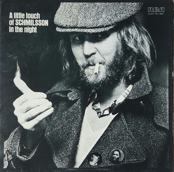 Nilsson, Harry A Little Touch Of Schmilsson In The Night Vinyl
