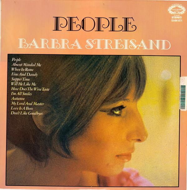 Streisand, Barbra People
