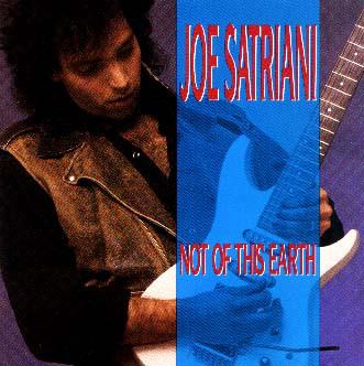 Satriani, Joe Not Of This Earth
