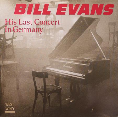 Evans, Bill His Last Concert In Germany