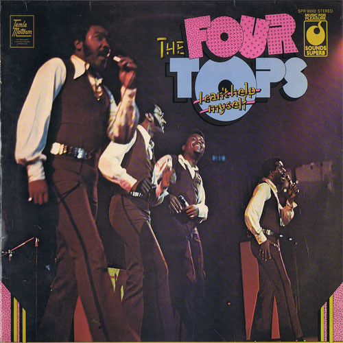 The Four Tops I Can't Help Myself Vinyl