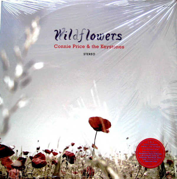 Connie Price & The Keystones Wildflowers Vinyl