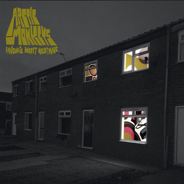 Arctic Monkeys Favourite Worst Nightmare Vinyl