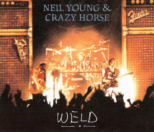 Young, Neil & Crazy Horse Weld CD