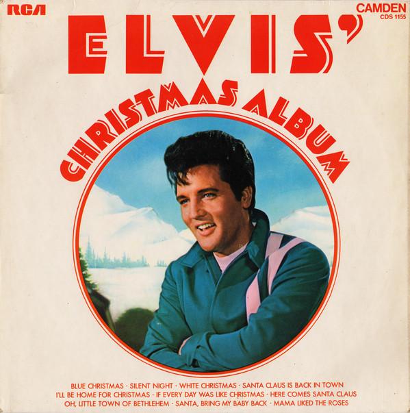 Presley, Elvis Elvis' Christmas Album