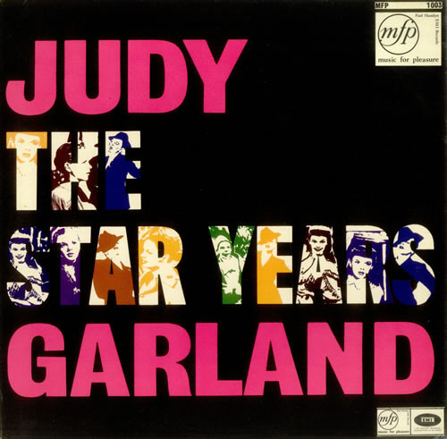 Garland, Judy The Star Years Vinyl