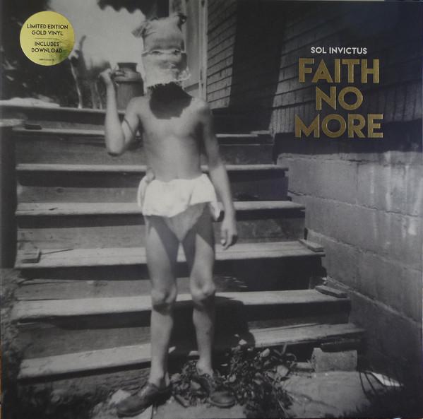 Faith No More Sol Invictus Vinyl