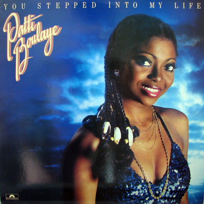 Boulaye, Patti You Stepped Into My Life Vinyl