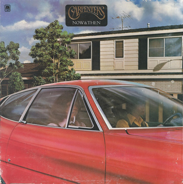 Carpenters Now & Then Vinyl