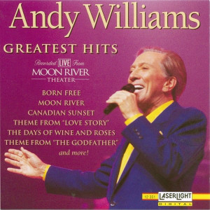 Williams, Andy Greatest Hits Live Vinyl