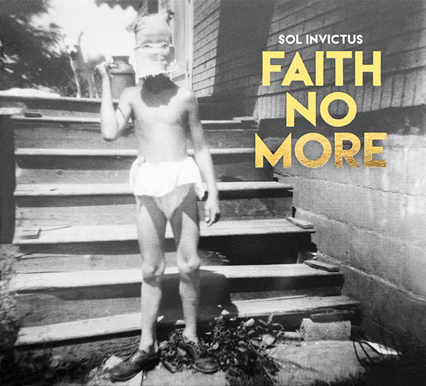 Faith No More Sol Invictus CD