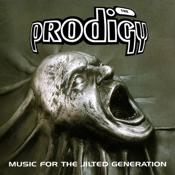 The Prodigy Music For The Jilted Generation Vinyl