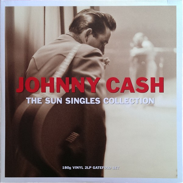 Cash, Johnny The Sun Singles Collection